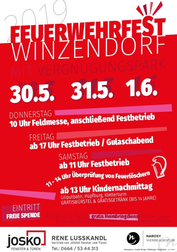 Feuerwehrfest 30.5. – 01.06.
