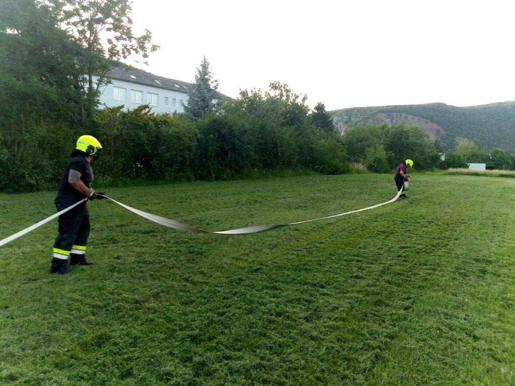 Branddienst – Schulung und Übung